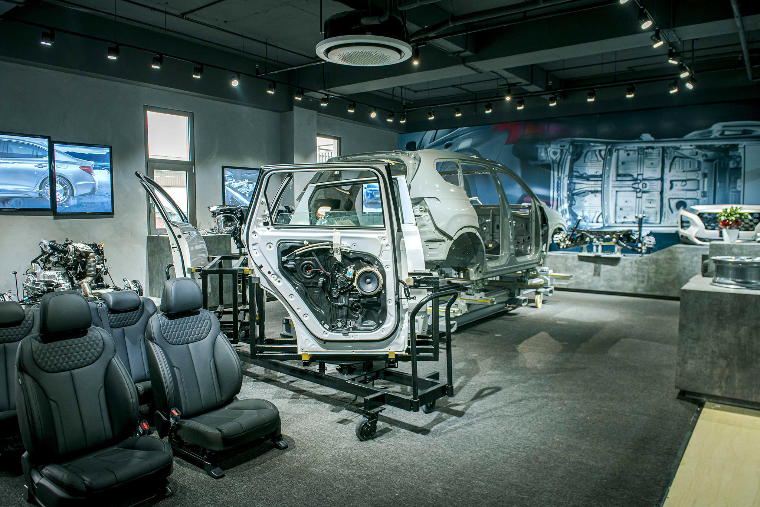 TC Motor khánh thành trung tâm trải nghiệm Hyundai ảnh 3
