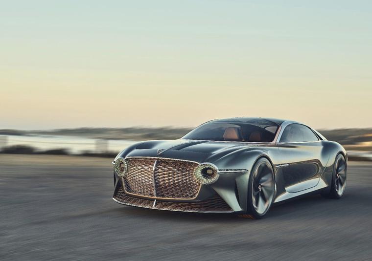 Xe điện đầu tiên của Bentley sẽ ra mắt vào năm 2025 ảnh 2