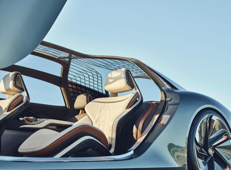 Xe điện đầu tiên của Bentley sẽ ra mắt vào năm 2025 ảnh 3