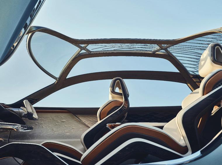 Xe điện đầu tiên của Bentley sẽ ra mắt vào năm 2025 ảnh 4