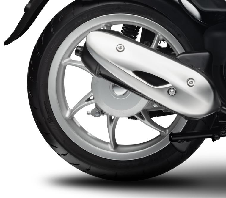 Piaggio Việt Nam ra mắt Piaggio Liberty 50cc - mở đầu phân khúc 50cc cao cấp ảnh 4