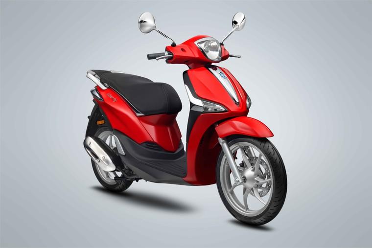 Piaggio Việt Nam ra mắt Piaggio Liberty 50cc - mở đầu phân khúc 50cc cao cấp ảnh 1