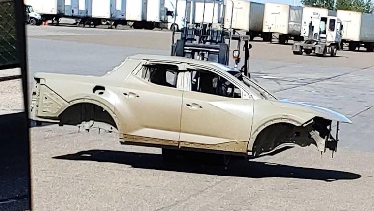 Tổng hợp thông tin về bán tải Hyundai Santa Cruz ảnh 2