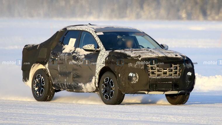 Tổng hợp thông tin về bán tải Hyundai Santa Cruz ảnh 3