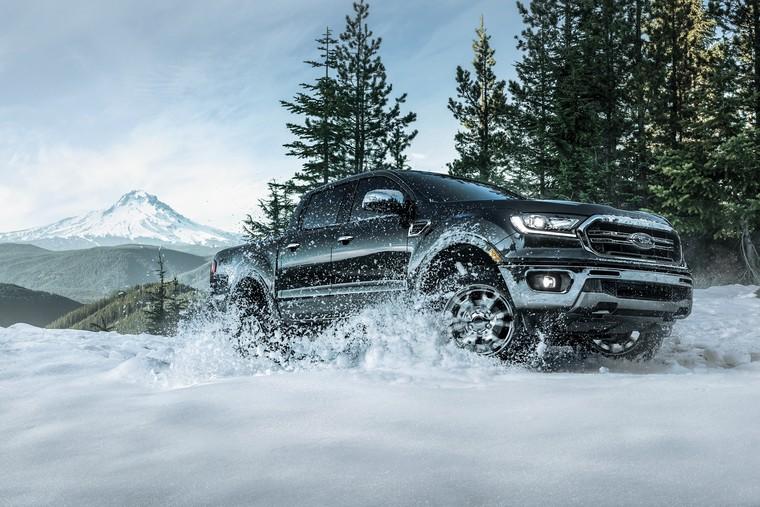 Ford Ranger vinh danh chiếc xe 'đậm chất Mỹ' nhất 2020 ảnh 1