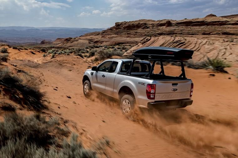 Ford Ranger vinh danh chiếc xe 'đậm chất Mỹ' nhất 2020 ảnh 3