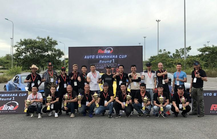 Giải đua Auto Gymkhana đầu tiên tại Việt Nam được quốc tế công nhận ảnh 1