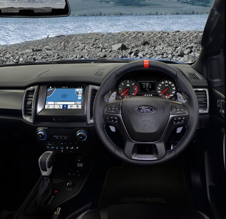 Đánh giá xe - Những chi tiết 'nhỏ nhưng có võ' tạo nên sự khác biệt của Ford Ranger (Hình 3).