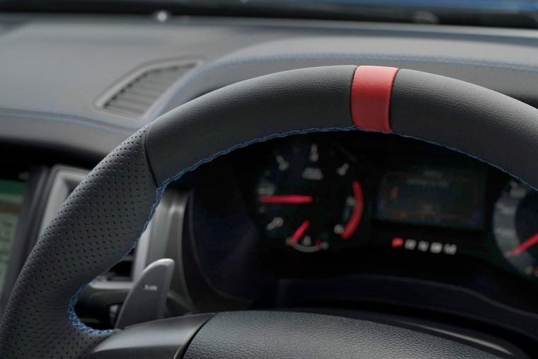 Đánh giá xe - Những chi tiết 'nhỏ nhưng có võ' tạo nên sự khác biệt của Ford Ranger (Hình 5).