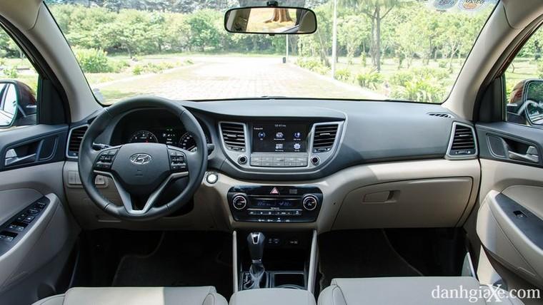 Những ưu điểm giúp Hyundai Tucson hút khách tại Việt Nam ảnh 2