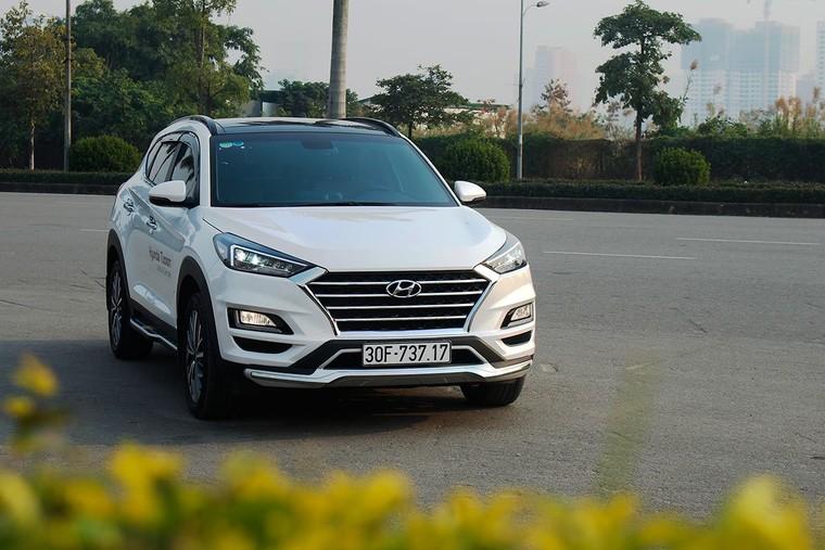 Những ưu điểm giúp Hyundai Tucson hút khách tại Việt Nam ảnh 1