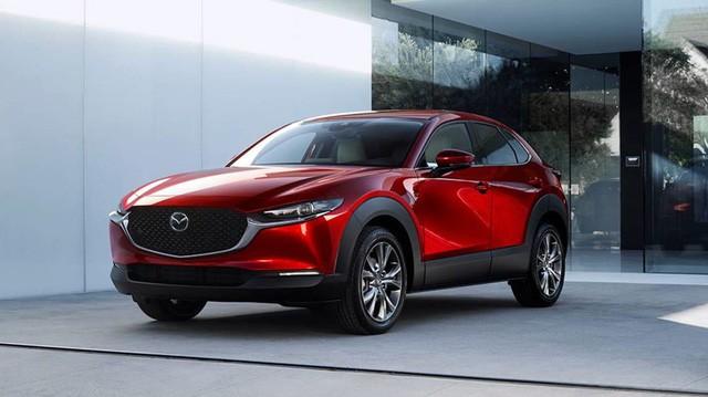 Mazda CX-5 có thể sẽ đổi tên thành Mazda CX-50 ảnh 1