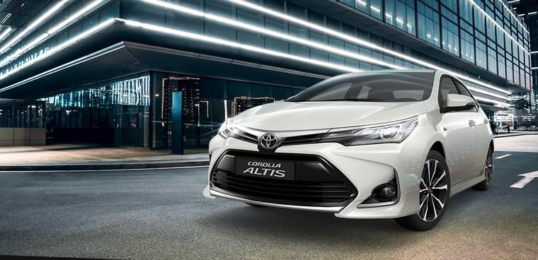 Toyota Corolla Altis 2020 - tăng trang bị, giảm giá bán ảnh 2