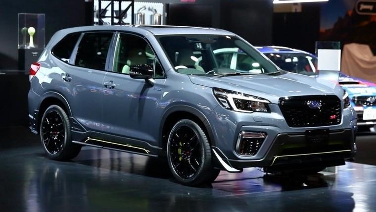 Subaru Forester 2021 nâng cấp trang bị an toàn, tăng giá nhẹ ảnh 1
