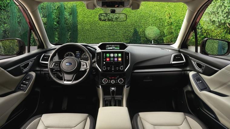 Subaru Forester 2021 nâng cấp trang bị an toàn, tăng giá nhẹ ảnh 2