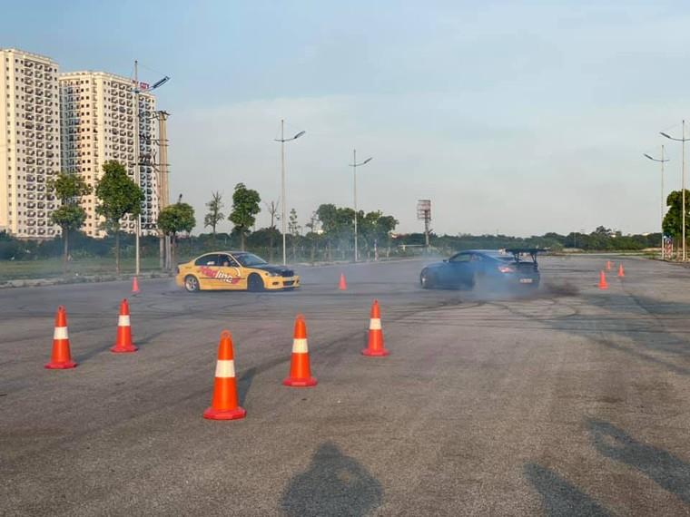 Series giải đua Auto Gymkhana được tổ chức tại Việt Nam dưới hình thức câu lạc bộ ảnh 4