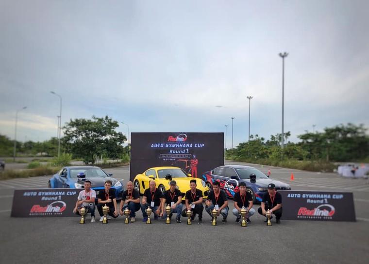 Series giải đua Auto Gymkhana được tổ chức tại Việt Nam dưới hình thức câu lạc bộ ảnh 3