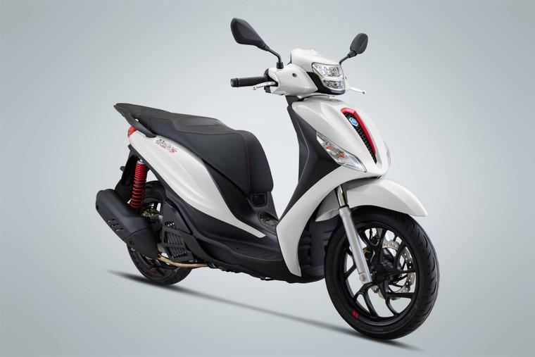 Piaggio Việt Nam giới thiệu ưu mới dành cho khách hàng mua xe Piaggio Medley 2020 ảnh 3