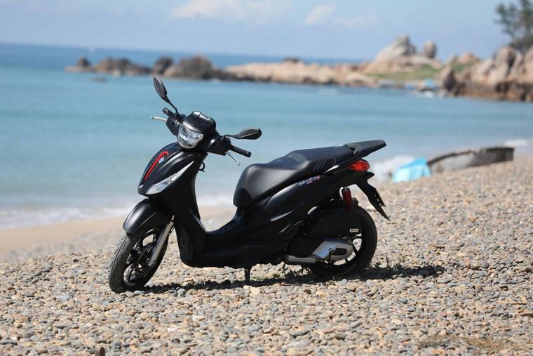 Piaggio Việt Nam giới thiệu ưu mới dành cho khách hàng mua xe Piaggio Medley 2020 ảnh 2