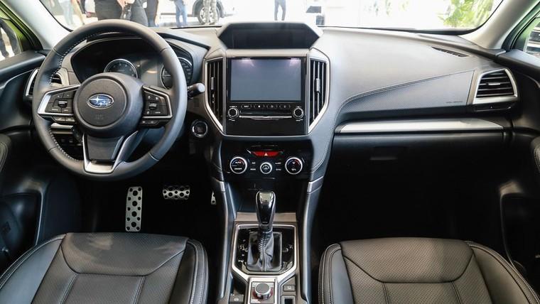 Siêu ưu đãi tháng 9 dành cho Subaru Forester ảnh 3