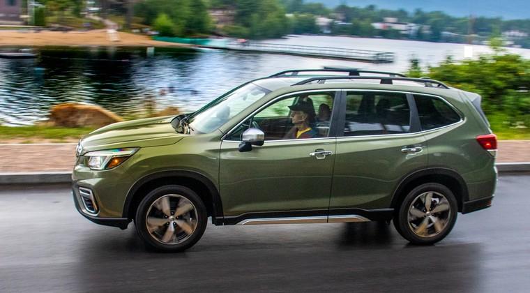Siêu ưu đãi tháng 9 dành cho Subaru Forester ảnh 4