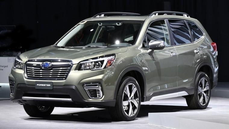 Siêu ưu đãi tháng 9 dành cho Subaru Forester ảnh 2