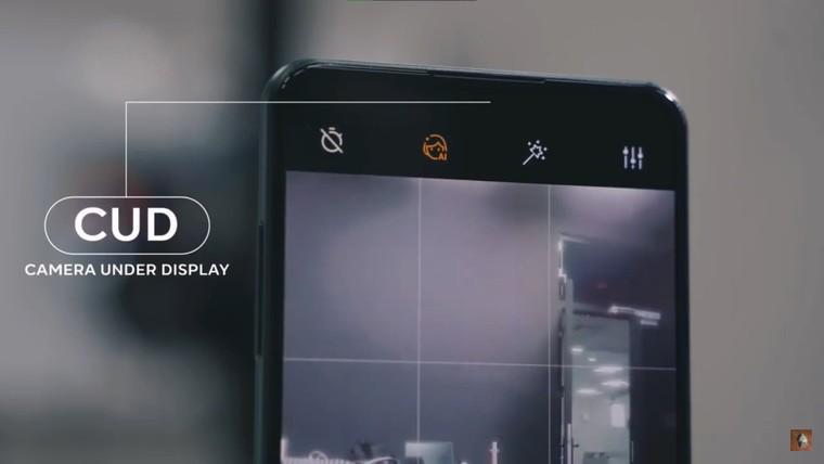 Vsmart Aris Pro camera ẩn dưới màn hình sẽ được bán ra vào tháng 10 ảnh 3