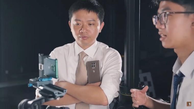 Vsmart Aris Pro camera ẩn dưới màn hình sẽ được bán ra vào tháng 10 ảnh 5