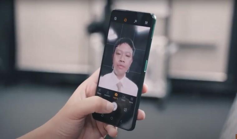 Vsmart Aris Pro camera ẩn dưới màn hình sẽ được bán ra vào tháng 10 ảnh 2
