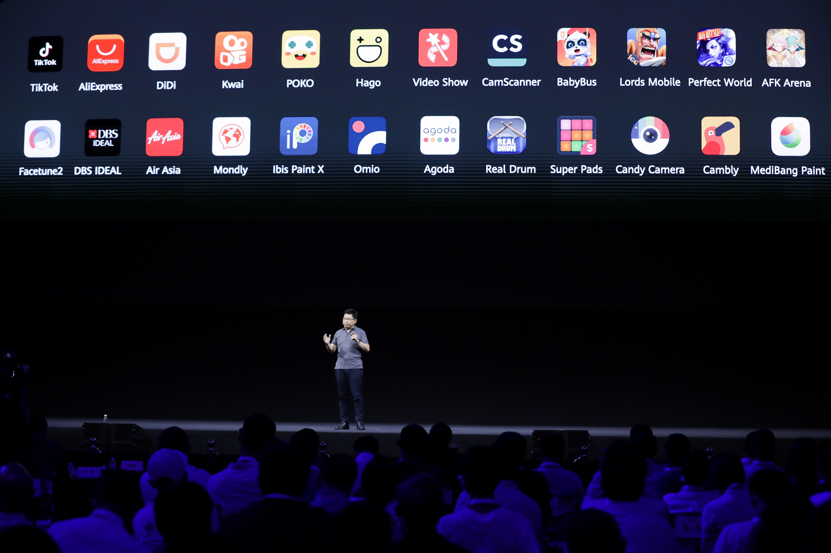 Hội nghị nhà phát triển Huawei 2020, 'những ngôi sao luôn tỏa sáng kể cả trong những đêm tăm tối nhất' ảnh 3