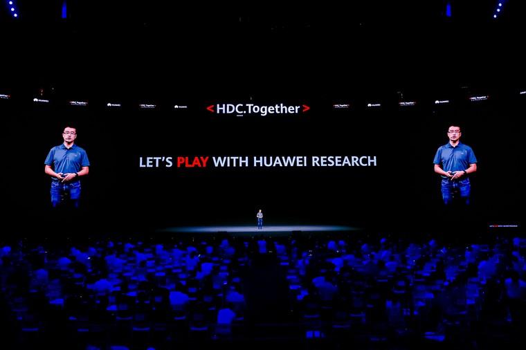 Hội nghị nhà phát triển Huawei 2020, 'những ngôi sao luôn tỏa sáng kể cả trong những đêm tăm tối nhất' ảnh 6