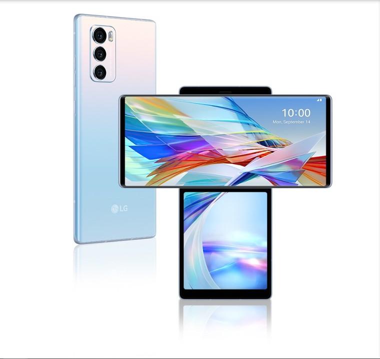 LG Wings chưa công bố giá bán, LG đã tiết lộ thời điểm ra mắt chiếc điện thoại có thể cuộn màn hình ảnh 6