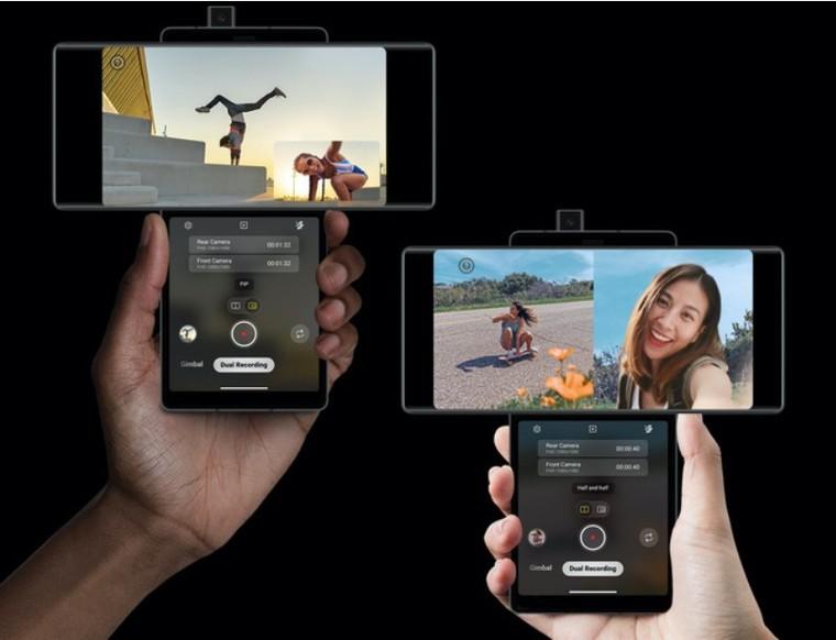 LG Wings chưa công bố giá bán, LG đã tiết lộ thời điểm ra mắt chiếc điện thoại có thể cuộn màn hình ảnh 4