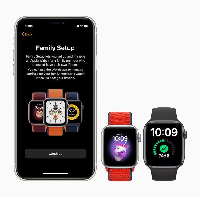 Apple Watch Series 6 và Apple Watch SE giống và khác nhau ở điểm nào? ảnh 5
