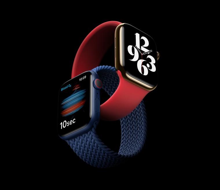 Apple Watch Series 6 và Apple Watch SE giống và khác nhau ở điểm nào? ảnh 1