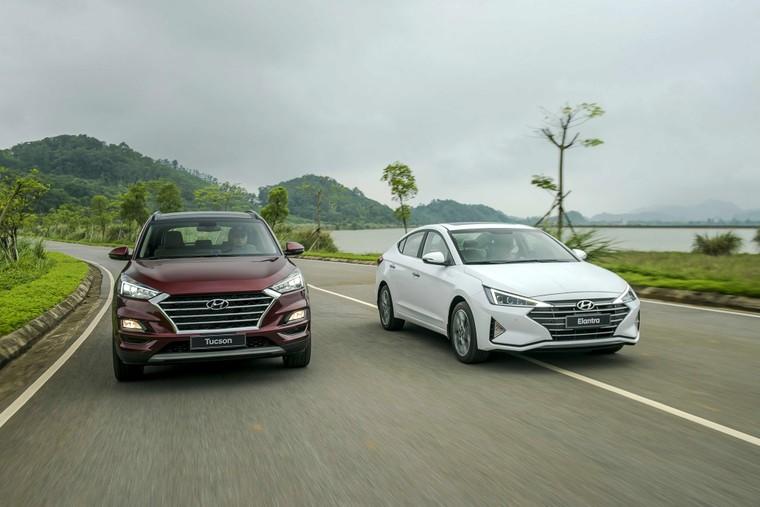 Doanh số tháng 9 Tc Motor, Hyundai SantaFe và Tucson tăng trưởng ngoạn mục ảnh 1