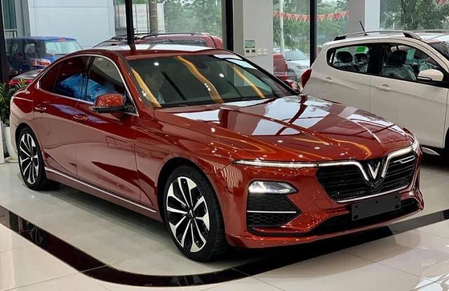 VinFast công bố kết quả kinh doanh ô tô tháng 5/2021: 2.855 xe được bán ra ảnh 2
