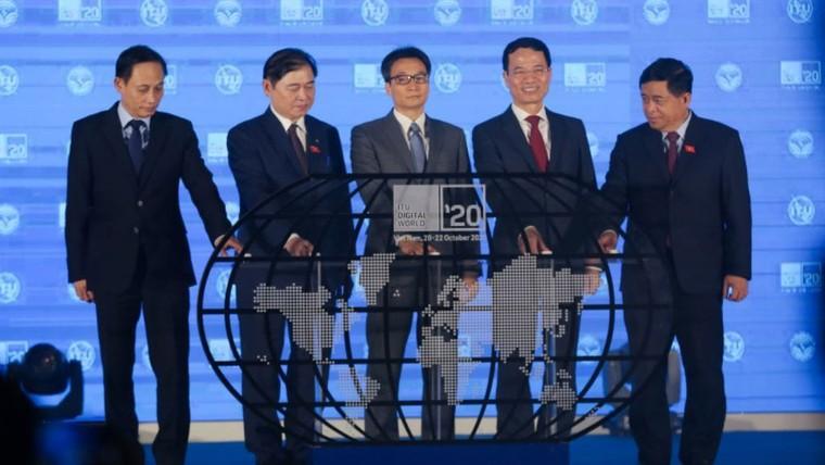 Huawei nỗ lực hướng tới công nghệ 5G xanh và tốt hơn ảnh 3