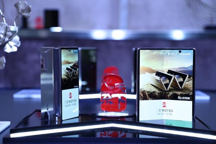 Samsung Galaxy W21 5G phiên bản tinh chỉnh của Galaxy Fold 2 giá bán gần 70 triệu đồng ảnh 3