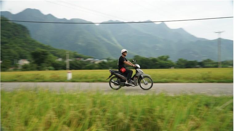 Bất ngờ khi thử thách 300 km phượt lên Tây Bắc với Yamaha Sirius Fi ảnh 4