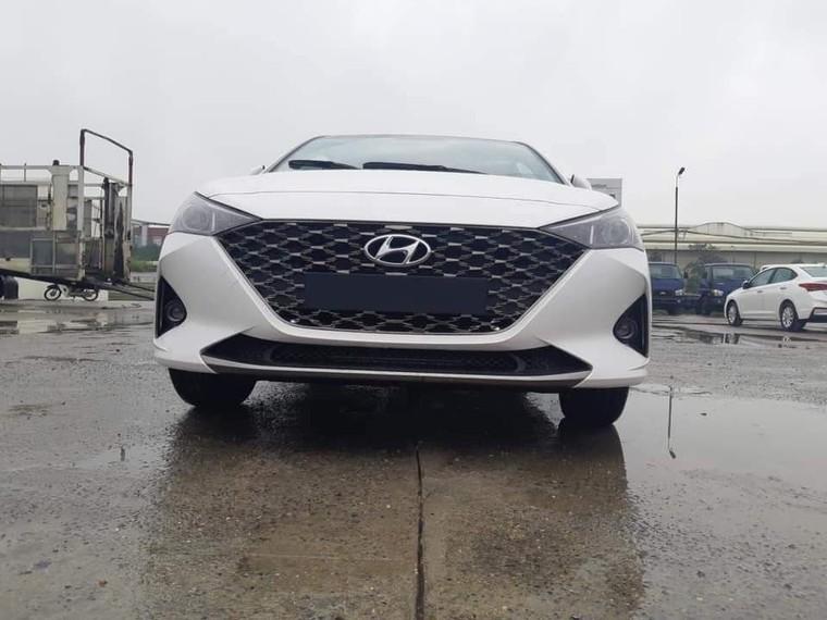 Hyundai Accent 2021 đã có mặt tại đại lý, sẵn sàng ra mắt khách hàng ảnh 1