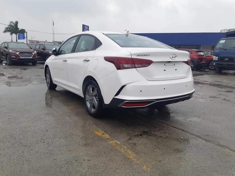 Hyundai Accent 2021 đã có mặt tại đại lý, sẵn sàng ra mắt khách hàng ảnh 2