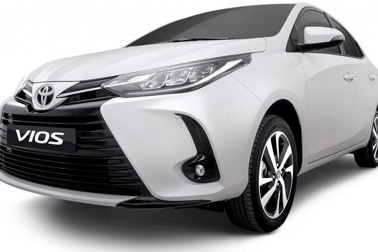 Toyota Vios moi sap ra mat Viet Nam nang cap nhung gi?-Hinh-2