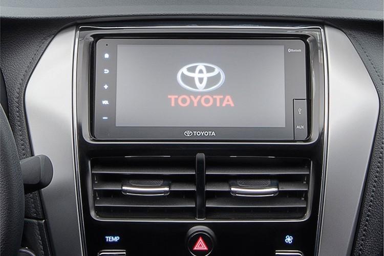 Toyota Vios moi sap ra mat Viet Nam nang cap nhung gi?-Hinh-5