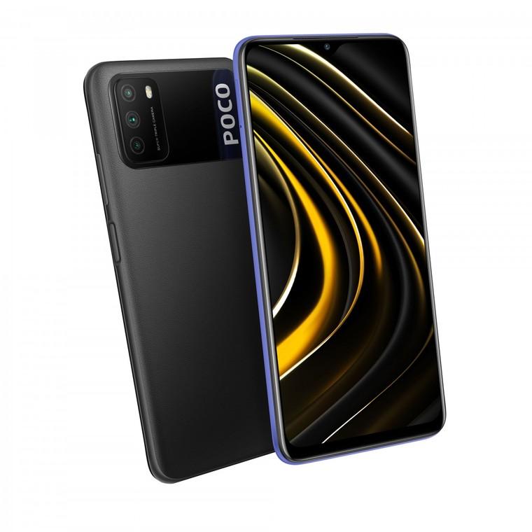 Xiaomi POCO M3 ra mắt thị trường toàn cầu: Vi xử lý Snapdragon 662, pin lớn 6000mAh, giá khởi điểm 149USD( khoảng 3,5 triệu Đồng) ảnh 1