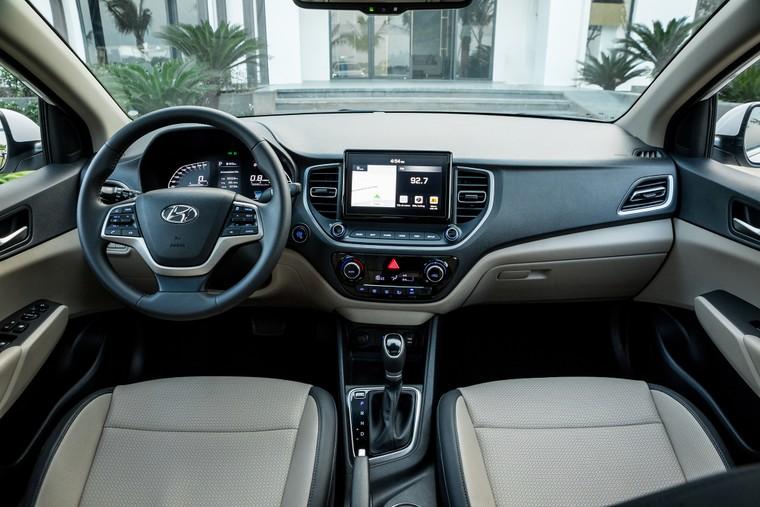 TC Motor chính thức giới thiệu Hyundai Accent 2021 ảnh 3