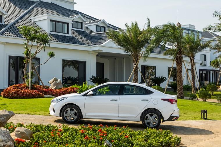 TC Motor chính thức giới thiệu Hyundai Accent 2021 ảnh 2