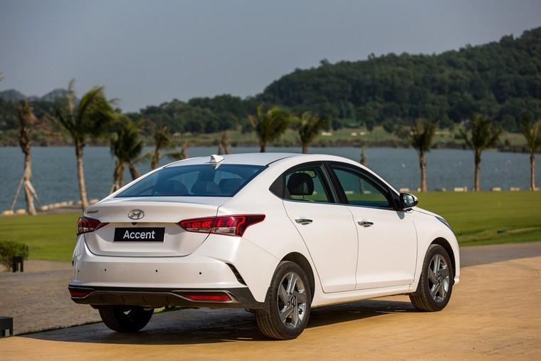 TC Motor chính thức giới thiệu Hyundai Accent 2021 ảnh 6