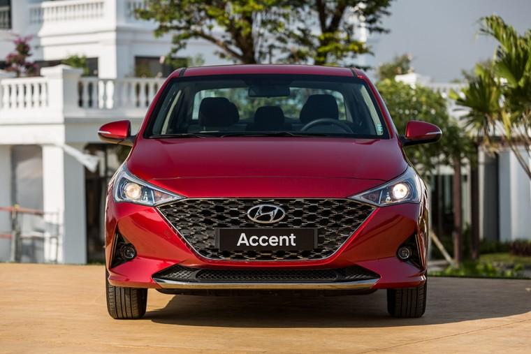 TC Motor chính thức giới thiệu Hyundai Accent 2021 ảnh 1