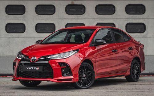 Trình làng mẫu Toyota Vios phiên bản thể thao ảnh 1
